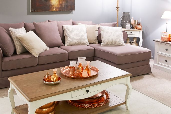 Huis design - Kleine woonkamer decoratie ...