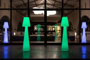 Chloe staanlamp LED