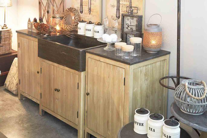 Keukenaanrecht Materiaal : Keukenaanrecht Epsilon