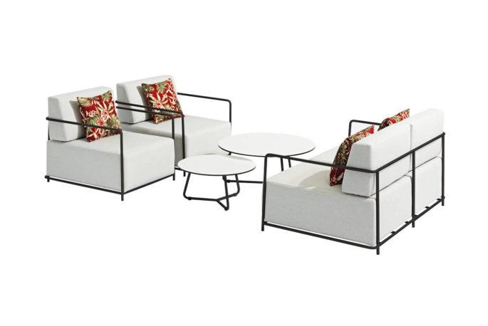 Portofino sofa set