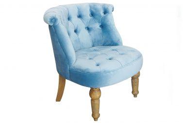 Stoel Robijn blauw